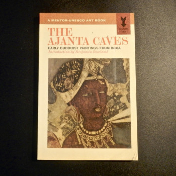 The Ajanta Caves; Early Buddhist Paintings from India - Product Image