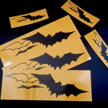 The Bat Sticker - Product Image
