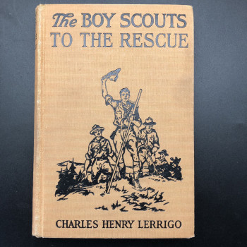 The Boy Scouts to the Rescue - Product Image