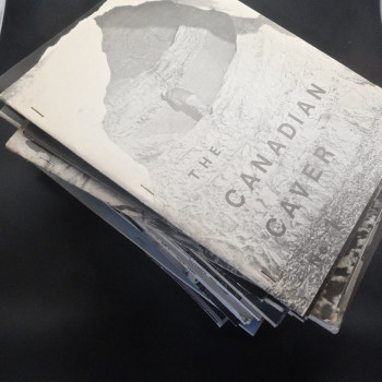 The Canadian Caver single issues; #1, #2, #3, Vol 5 #1 - Product Image