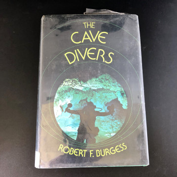 The Cave Divers 1976 (ex library) - Product Image
