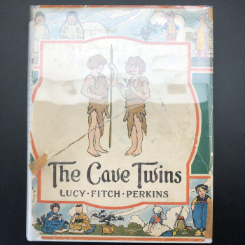 The Cave Twins - Product Image