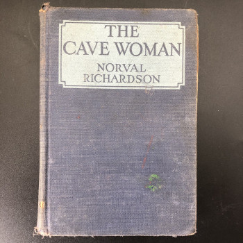 The Cave Woman - Product Image