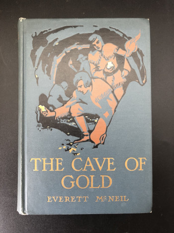 The Cave of Gold - Product Image