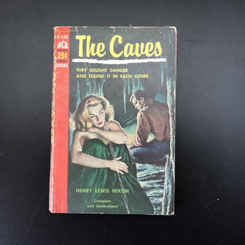 The Caves by Henry Lewis Nixon - Product Image