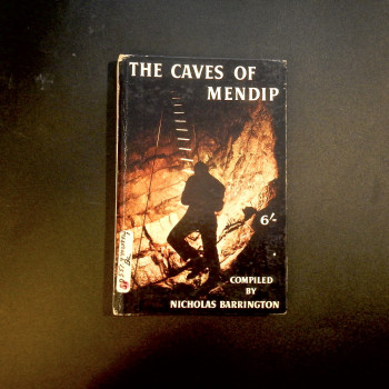 The Caves of Mendip by Barrington, 1962 - Product Image