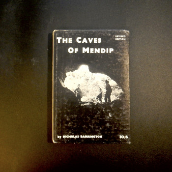 The Caves of Mendip by Barrington, 1964 - Product Image