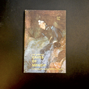 The Complete Caves of Mendip by Barrington and Stanton - Product Image