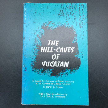The Hill-Caves Of Yucatan PB - Product Image