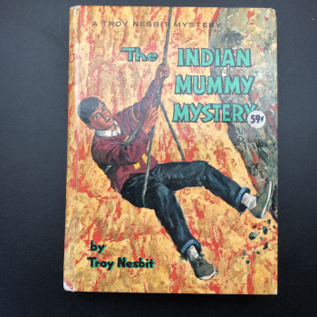 The Indian Mummy Mystery - Product Image