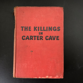 The Killings in Carter Cave - Product Image