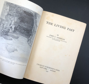 The Living Past  - Product Image