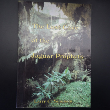 The Lost Cave of the Jaguar Prophets - Product Image