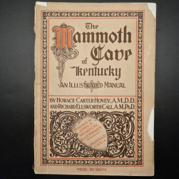 The Mammoth Cave of Kentucky An Illustrated Manual 1897 - Product Image