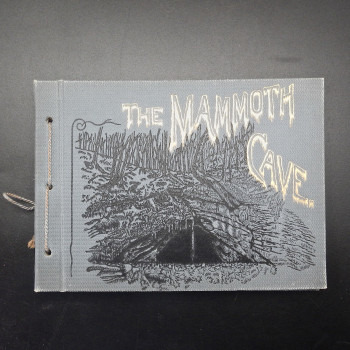 The Mammoth Cave of Kentucky,( Blue binding, copy #1)  - Product Image