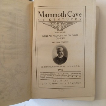 The Mammoth Cave of Kentucky - Product Image