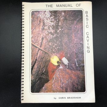 The Manual of Basic Caving - Product Image