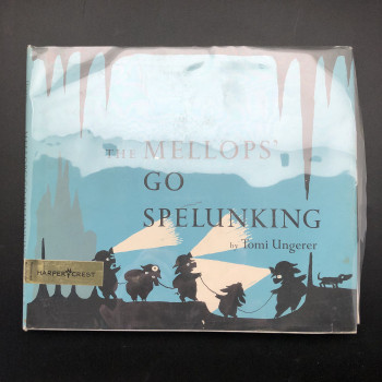 The Mellops go Spelunking  - Product Image