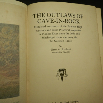 The Outlaws of Cave-in-Rock:  - Product Image