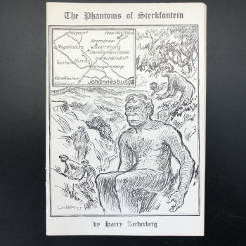 The Phantoms of Sterkfontein - Product Image