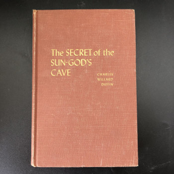 The Secret of the Sun-God's Cave - Product Image