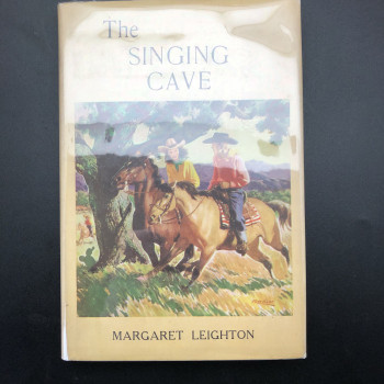 The Singing Cave By Leighton - Product Image