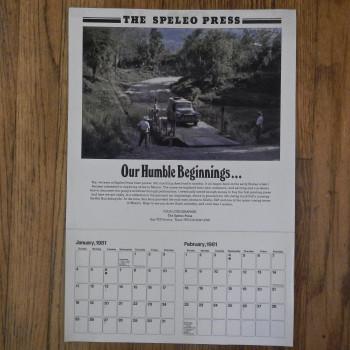 The Speleo Press 1981 - Product Image