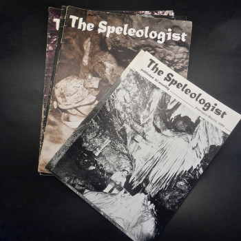 The Speleologist (British) Issues from 1965-1966 - Product Image