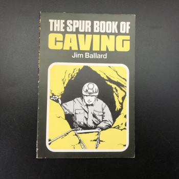 The Spur Book of Caving - Product Image