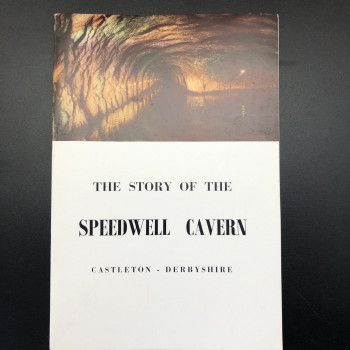 The Story of the Speedwell Cavern - Product Image