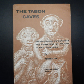 The Tabon Caves: Archaeological Explorations and Excavations on Palawan Island - Product Image