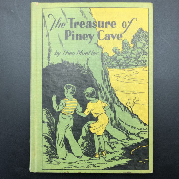 The Treasure of Piney Cave - Product Image