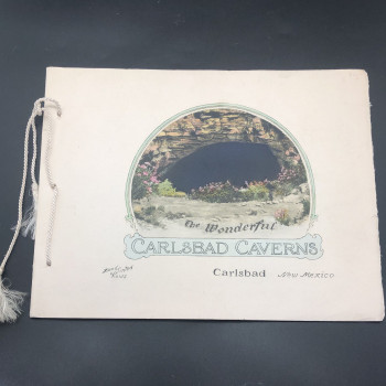 The Wonderful Carlsbad Caverns - Product Image