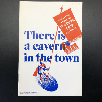 There is a Cavern in the Town, St. Clement's Caves - Product Image