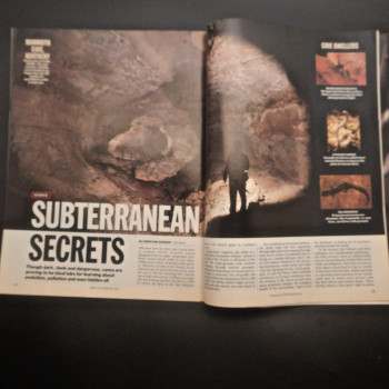 Time, November 1992, Subterranean Insights - Product Image