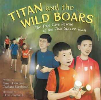 Titan And The Wild Boars: The True Cave Rescue of the Thai Soccer Team - Product Image