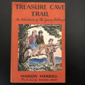 Treasure Cave Trail - Product Image