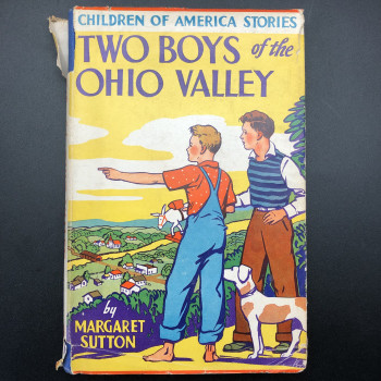 Two Boys of the Ohio Valley - Product Image