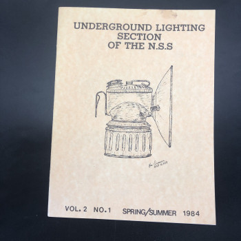 Underground Lighting Section of the NSS, 2 #  2 - Product Image
