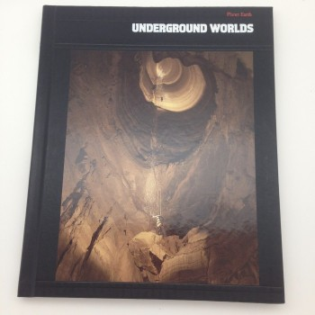 Underground Worlds - (boxed with library binding) - Product Image