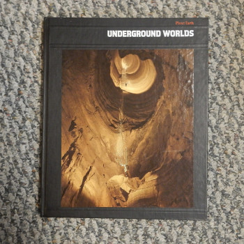 Underground Worlds, By Donald Dale Jackson, Library ed. - Product Image