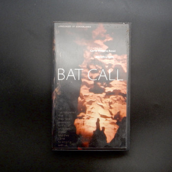 VHS: Bat Call, a film by Carla Vittoria Rossi - Product Image