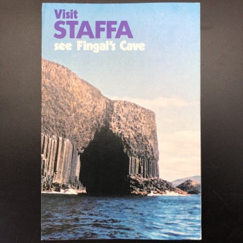 Visit Staffa: See Fingal's Cave - Product Image
