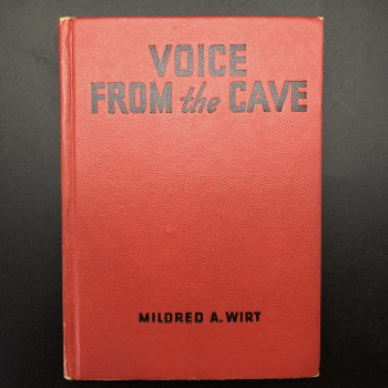 Voice from the Cave - Product Image
