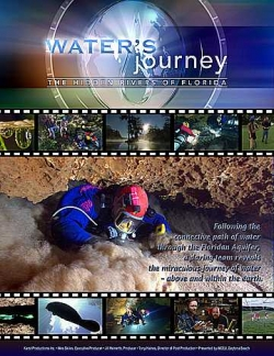 Water's Journey: The Hidden Rivers Of Florida DVD - Product Image