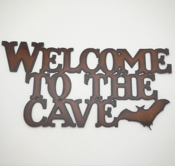 Welcome To The Cave - Product Image