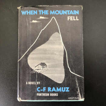 When the Mountain Fell - Product Image