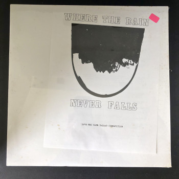 Where The Rain Never Falls  (1972 NSS Ballad Record) - Product Image