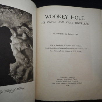 Wookey Hole: Its Caves and Cave Dwellers - Product Image